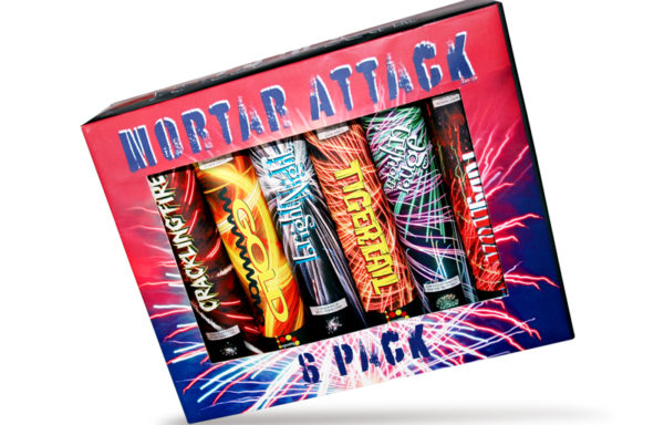 Mortar Attack (6-pack)