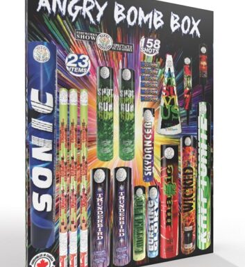 Angry Bomb Box *NEW 2021*