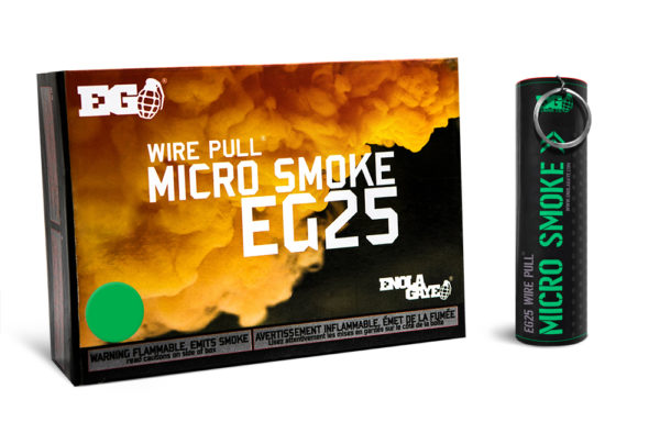 EG25 Green Smoke Device