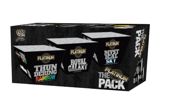 The Platinum Pack *NEW 2020*