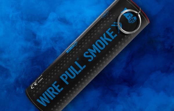 EG40 Blue Smoke Grenade