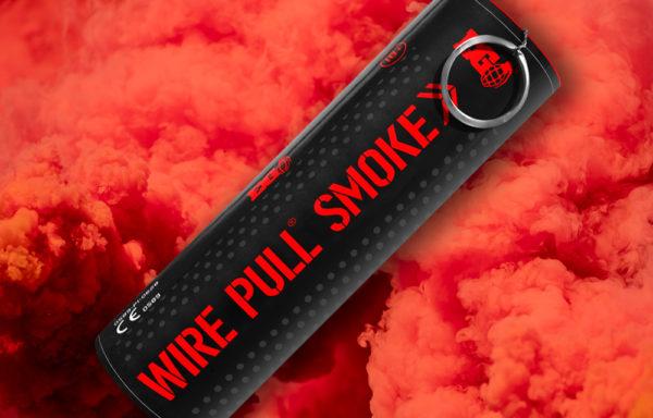 EG40 Red Smoke Grenade