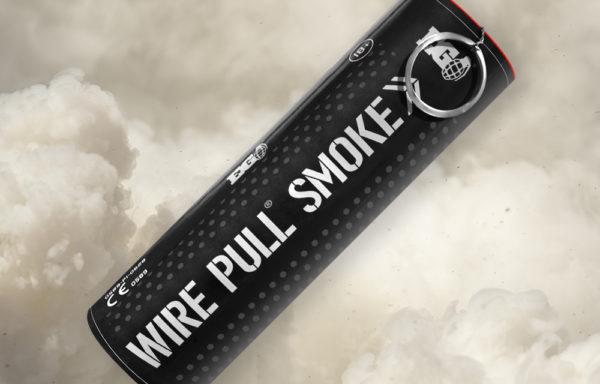 EG40 White Smoke Grenade