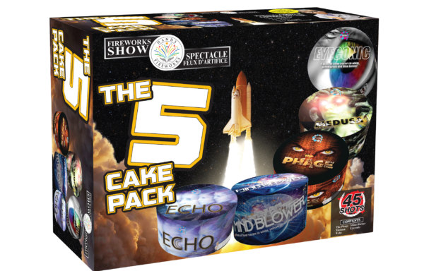 The 5 cake Pack *NEW 2020*