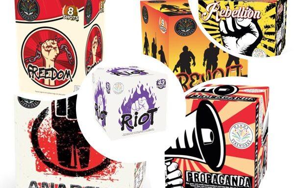 Revolution Line 'Cake in a box'
