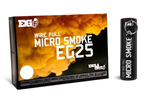 EG25 White Smoke Device